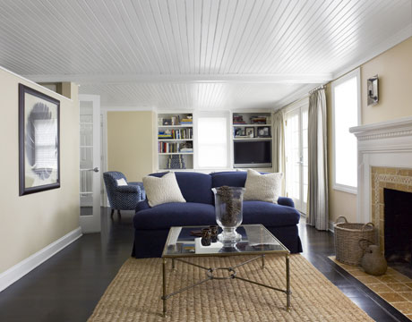 feature walls living rooms and gray on pinterest blue living room furniture ideas