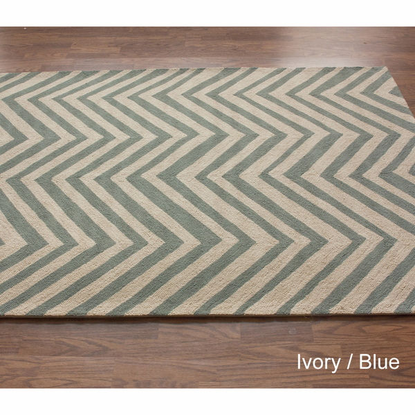 Chevron Knot Rug Ivory: A Site Dedicated To Design For Babies