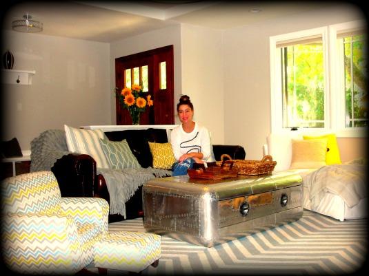 Melissa's Living Room