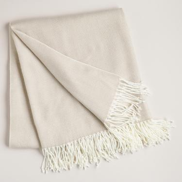 456276_CAMEL_AND_IVORY_HERRINGBONE_THROW